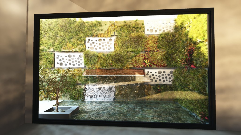 diseño 3D de jardines