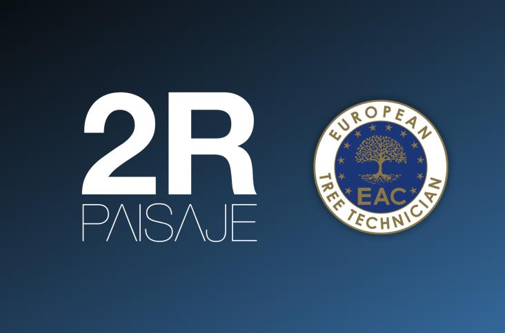 European Tree Technician. 2RPAISAJE: Somos ETTs