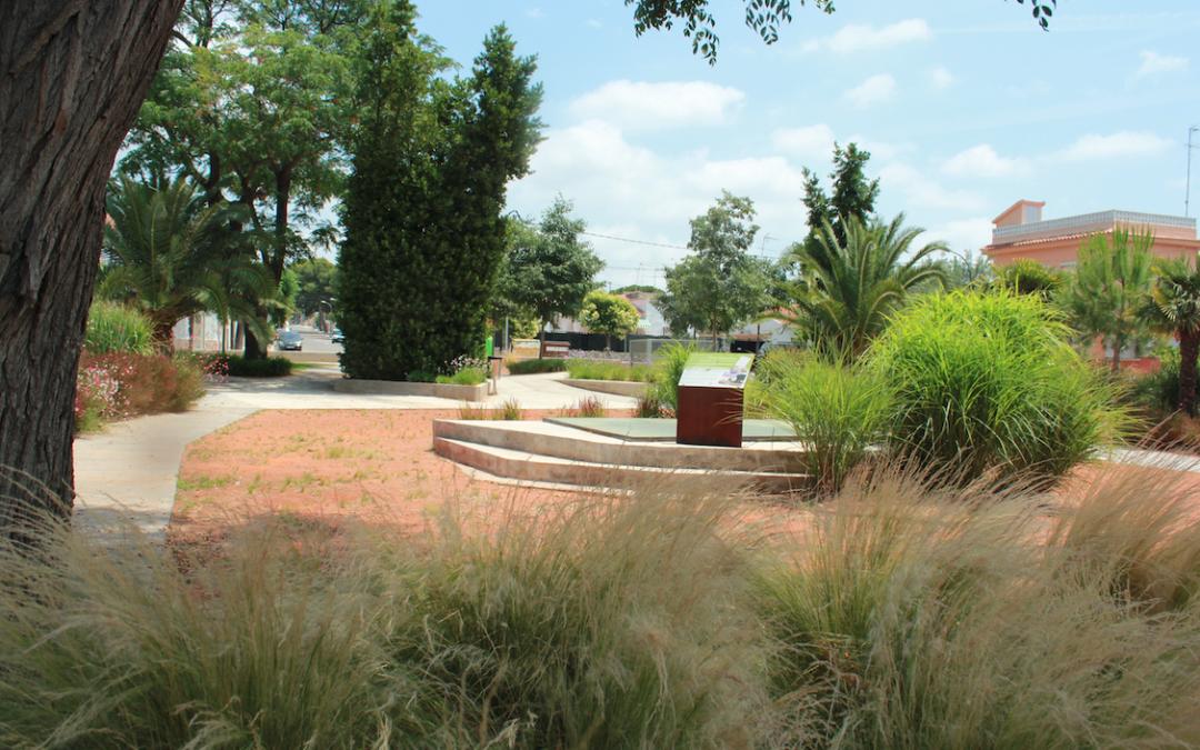 Plaza de la Región, l'Eliana