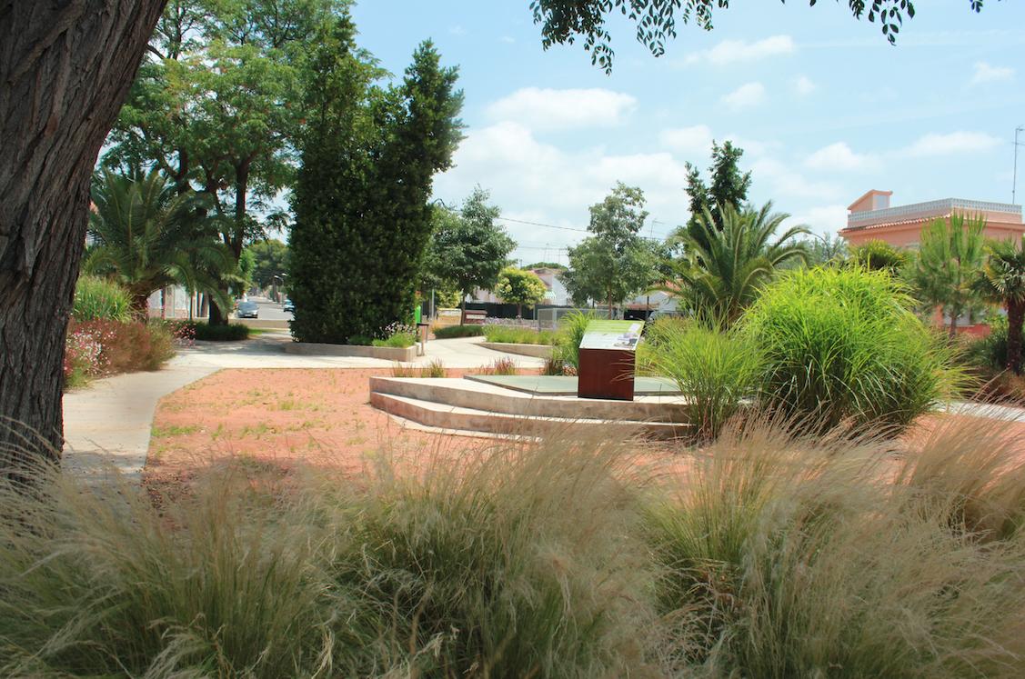 plaza de la region 2rpaisaje